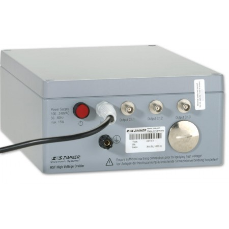 HST - Precision Wideband High Voltage Divider